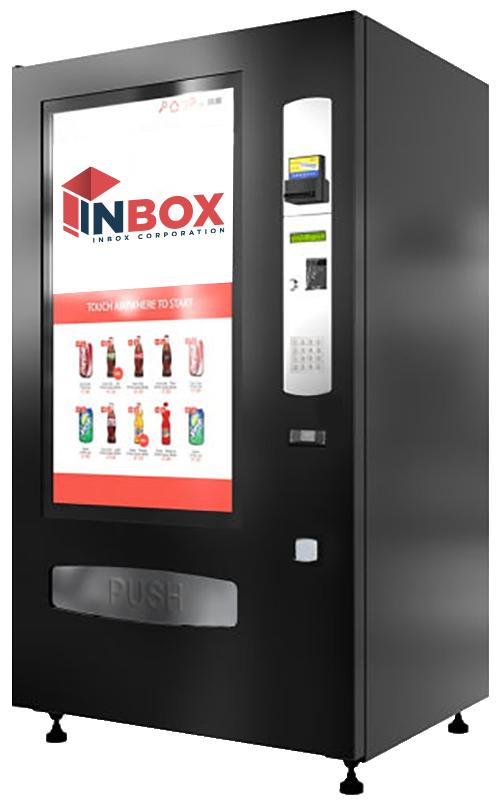 Touch-Screen Vending Machine